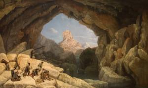Bandoleros in the Cueva del Gato