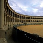 Monumental coso taurino. Uno de los más antiguos de España